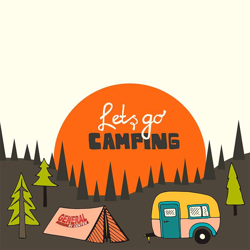 LETS GO CAMPING @