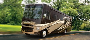 Tiffin Allegro Red Motorhome