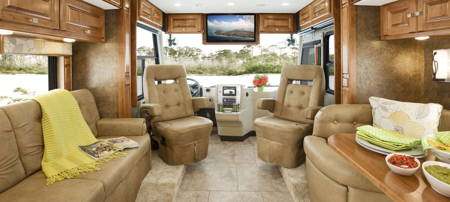 Tiffin Motorhomes Explore The Pheaton Zephyr Allegro Bus