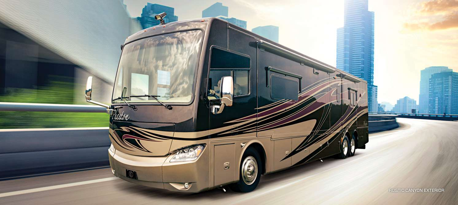 Tiffin Motorhomes Explore The Pheaton Zephyr Allegro