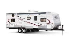 swift travel trailer