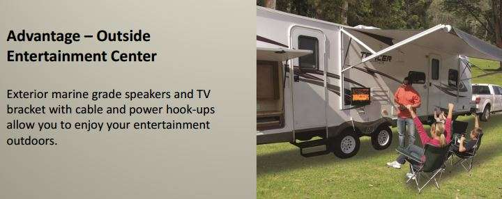 tracer travel trailer