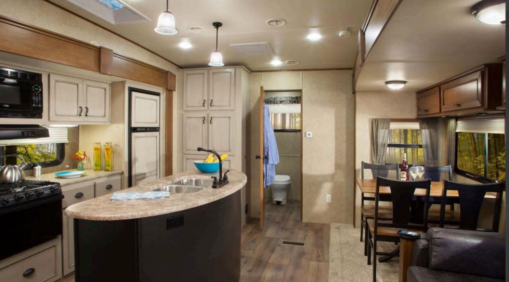 Open Range Rvs Towables on Dining Room Floor Plans