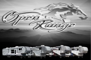 open range fifth wheel