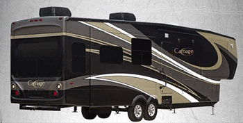 Carriage Fifth Wheel