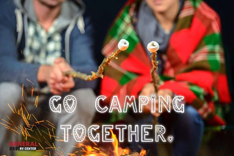 Go Camping Together.