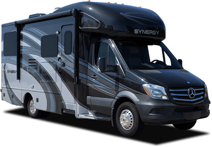 Hottest new rv models of 2016 welcome to the general rv blog - Garage for rv model ...