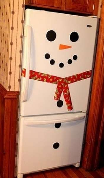 christmas-fridge-decoration-snowman