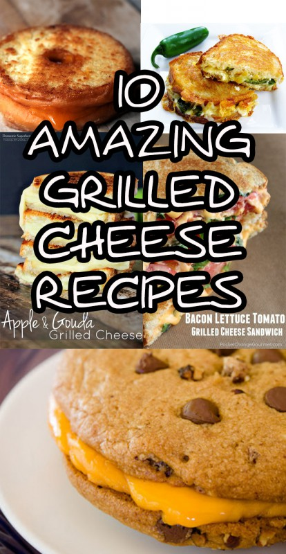 Pinterest Grilled Cheese