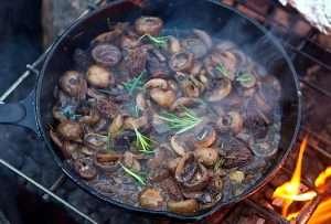 camping-recipes-dinner-cast-iron-skillet