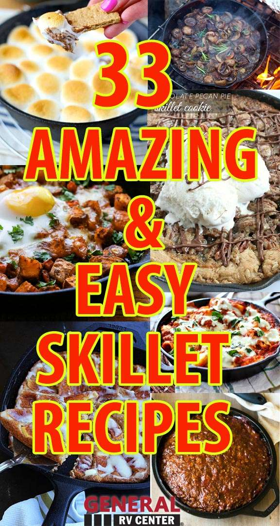 Skillet-Recipes-Camping-RVing