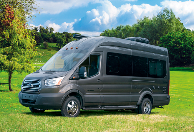 Class B Motorhomes: A Rising Trend For Many Reasons