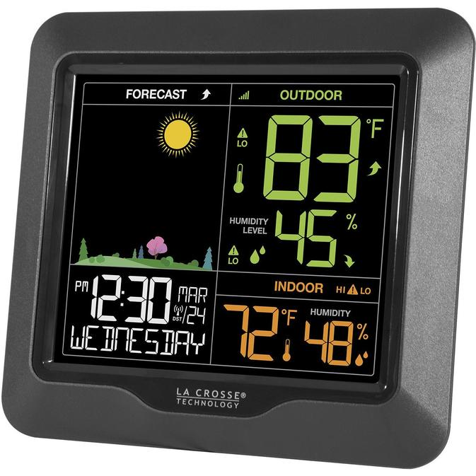 Last minute gift idea: Wireless Weather Station