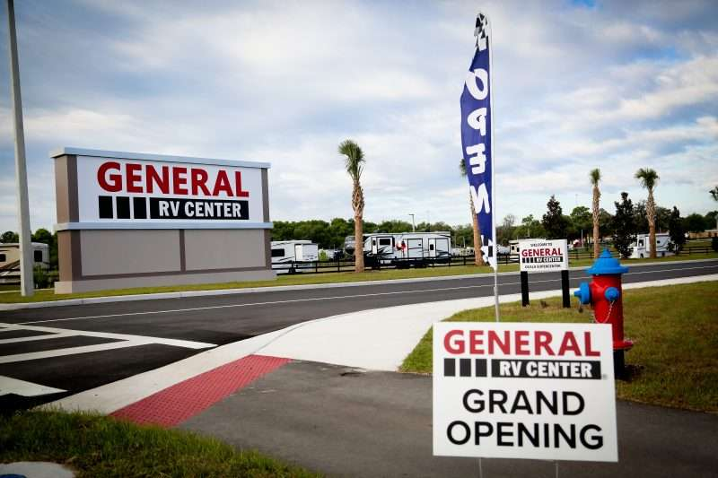 General RV's Ocala Supercenter is now open