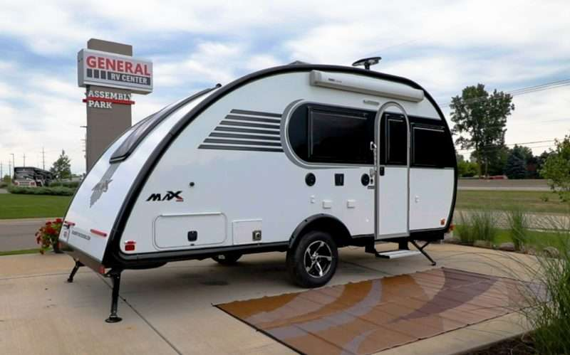 teardrop trailer RV