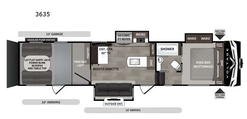 Top 10 New Rv Floor Plans That You Can Buy Right Now,Interior Design Small Bathroom Ideas 2020