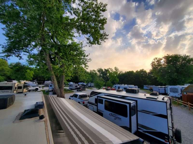 Camping tip: make a plan early. Campgrounds can get very busy during summer months. We recommend making your reservation early to secure your preferred site.