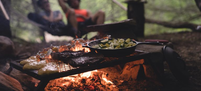 Campfire Cooking 101: Simple Hacks All RVers Should Know