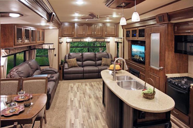 Grand Design RV: Solitude 369RL 5th Wheel – Welcome, To The ...