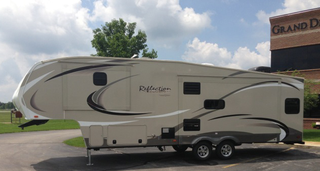 Grand Design Rv Overview Of The Reflection 5th Wheel